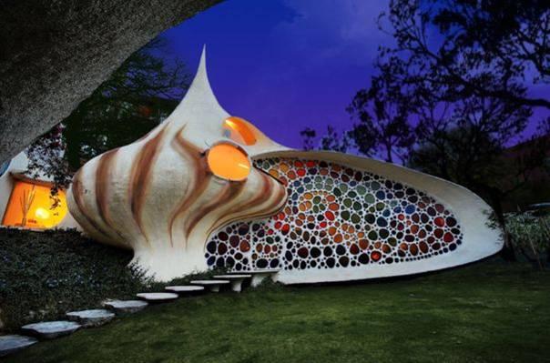 Nautilus House Mexico City