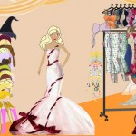 Trajes y vestidos de fiesta para Barbie