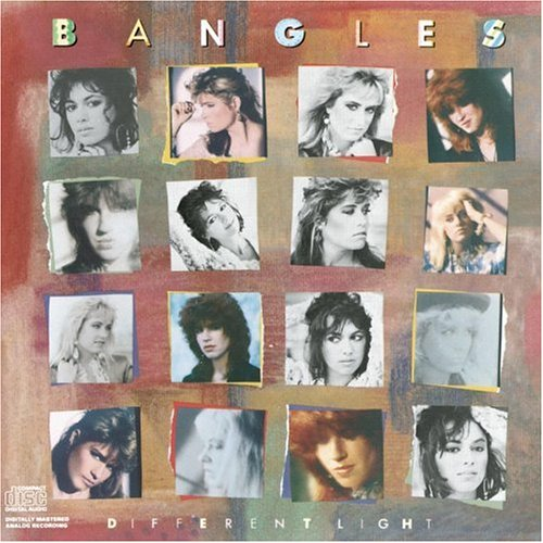 bangles different light album