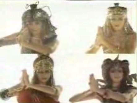 bangles walk egyptian video 9