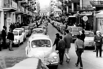 benidorm-fotos-Avda-Martinez-Alejos-1965