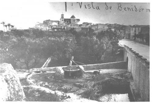 benidorm-fotos-El Puente Antiguo