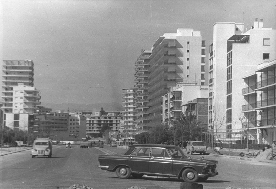 benidorm-fotos-avenida mediterraneo b