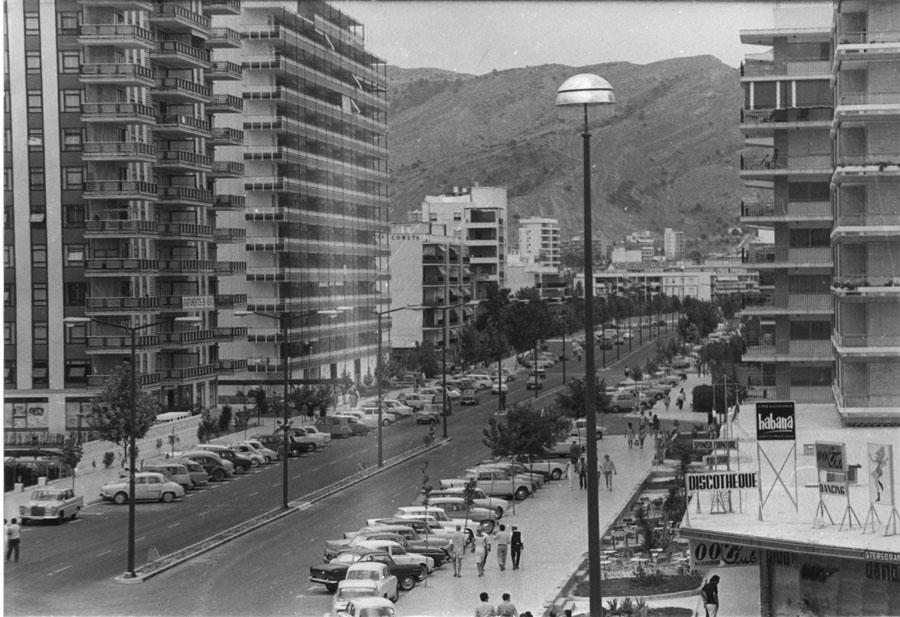 benidorm-fotos-avenida mediterraneo d