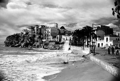 benidorm-fotos-canfali temporal 1958