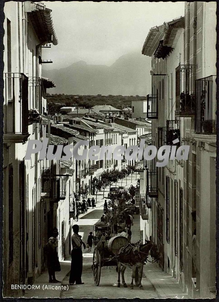 benidorm-fotos-casco antiguo