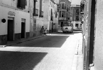 benidorm-fotos-paseo-carretera-1958-calle-jose antonio