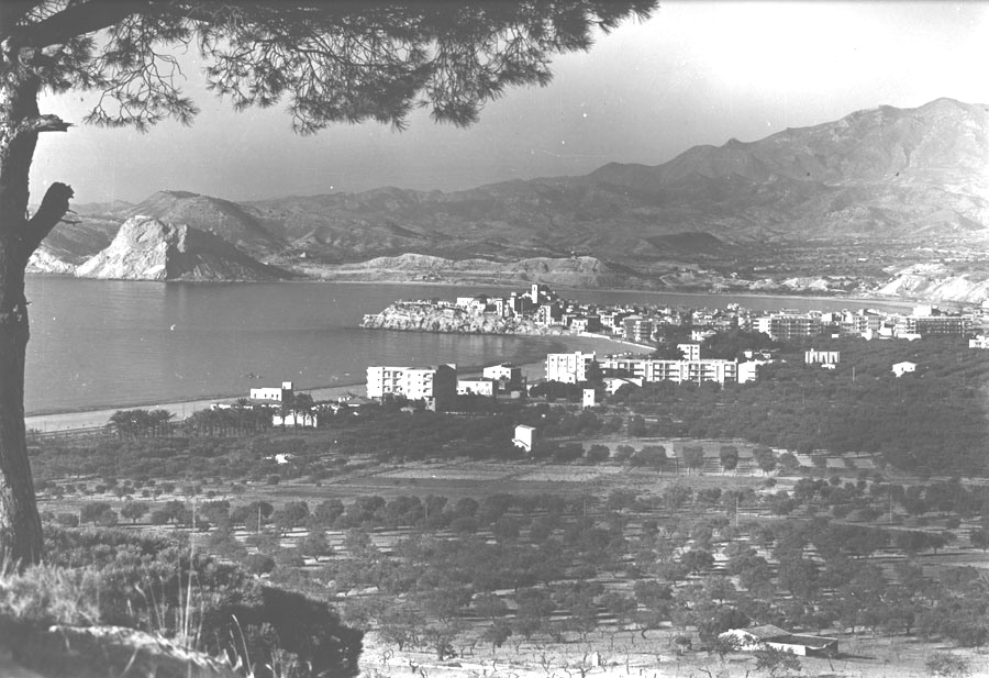 benidorm-fotos-playa levante antiguo