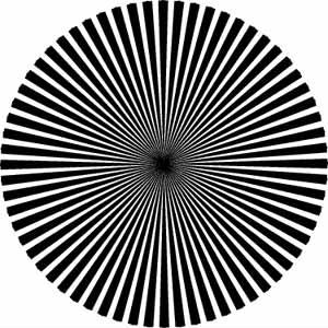 circulo ilusion opticas