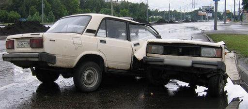 coche partido mitad 2