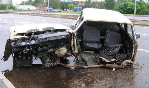 coche partido mitad 3