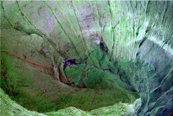 lluvia crater wai-ale isla hawaii Kauai