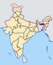 lluvia mawsynram india mapa