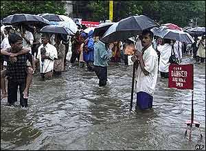 Lugares donde llueve mas en el mundo