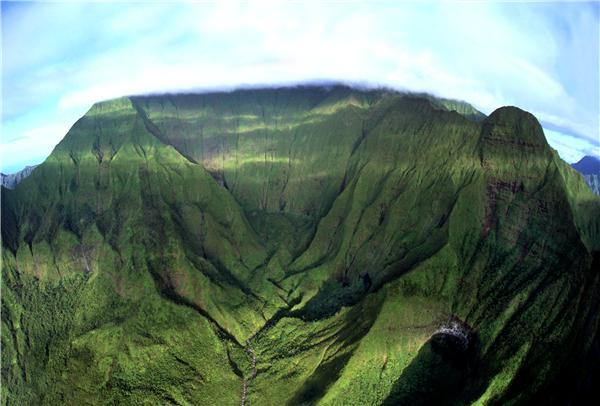lluvia volcan wai-ale isla hawaii Kauai