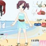 Moda y ropa de verano para la muchacha