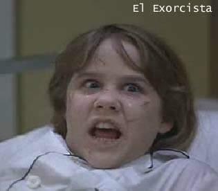 nina exorcista