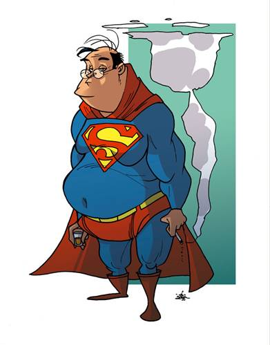 superman viejo