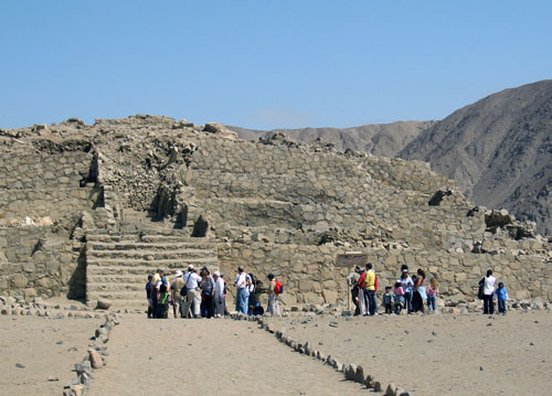 Caral-Peru