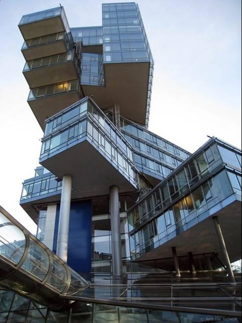 Nord LB edificio Hannover Alemania