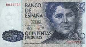 billete 500 pesetas