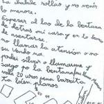 Carteles y notas de la calle 3