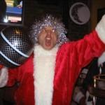 Los Santa Claus desmadrados de resaca