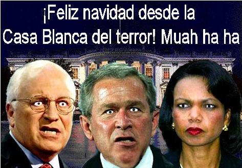 imagenes-graciosas-navidad-navidenas-bush-condolezza