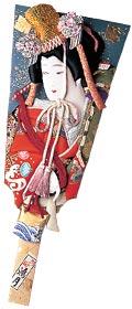 japon navidad ano nuevo hagoita Hanetsuki palas