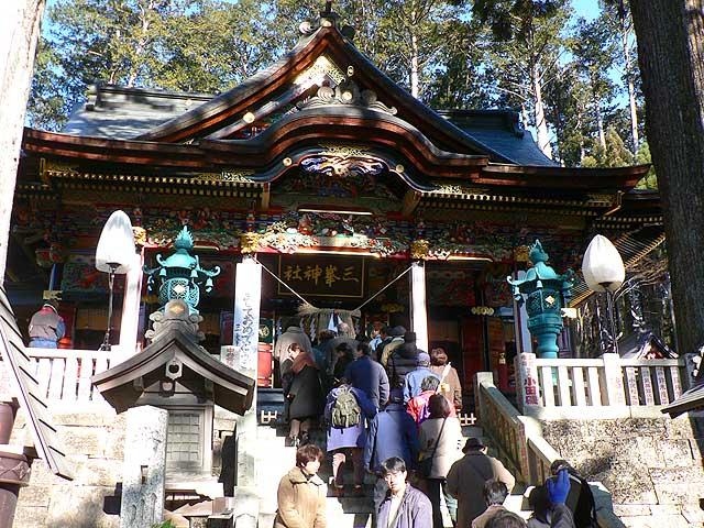 japon navidad ano nuevo hatsu mode templos jinjas