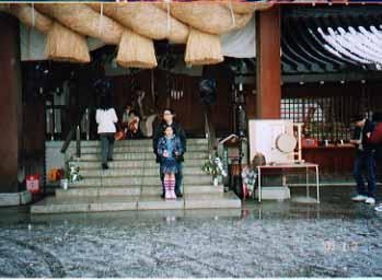 japon navidad ano nuevo hatsumode templos 1 enero