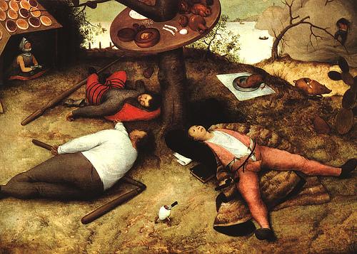 jauja pintura Pieter Brueghel