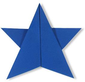 origami-navidad-navideno-christmas-xmas-estrella-azul-star