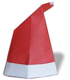 origami-navidad-navideno-christmas-xmas-gorro-santa-claus-cap