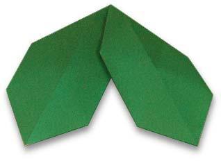 origami-navidad-navideno-christmas-xmas-holly-origami-hoja
