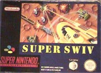 super swiv nintendo 1992