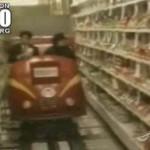 Supermercado como el Tren de la Bruja