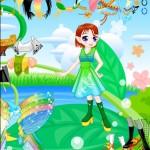 Vestir a la elfa del lago