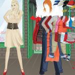 Juego de vestir y peinar a la cantante Hilary Duff