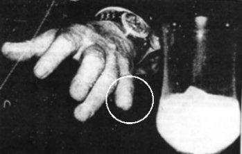 yubitsume cortar dedo japon