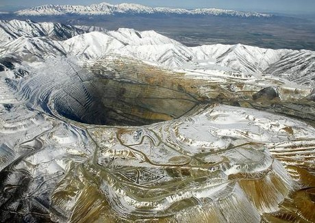 Bingham Canyon Mine Utah