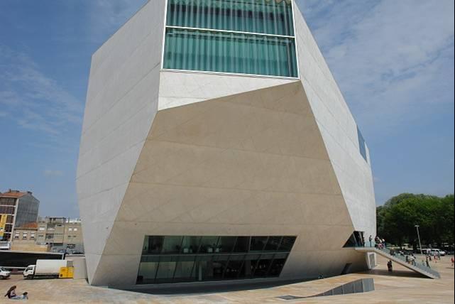 Casa da musica Porto Portugal
