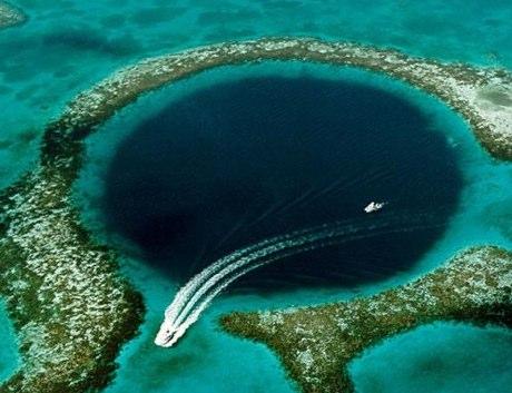 Great Blue Hole Belice