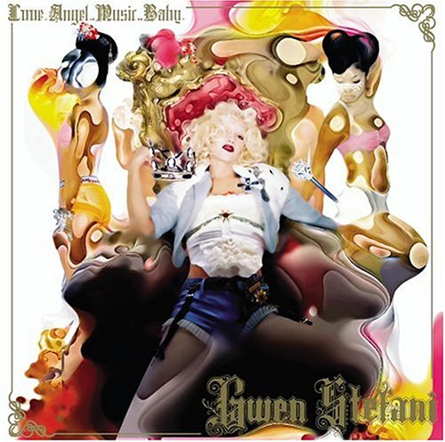Gwen Stefani Love Angel Music Baby LAMB
