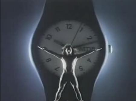 anuncios 1989 television swatch