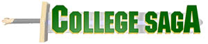 college saga sword logo