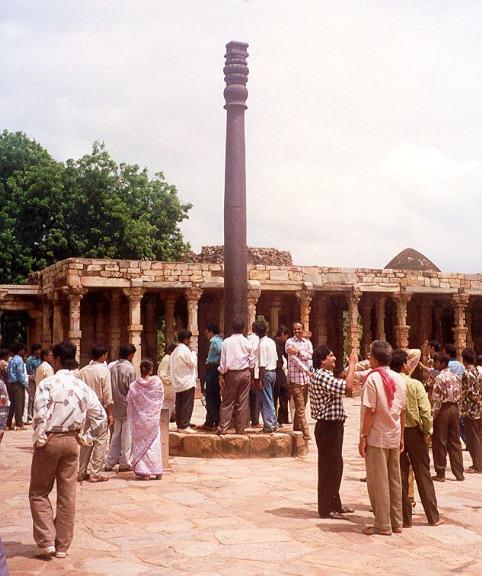columna acero india 1