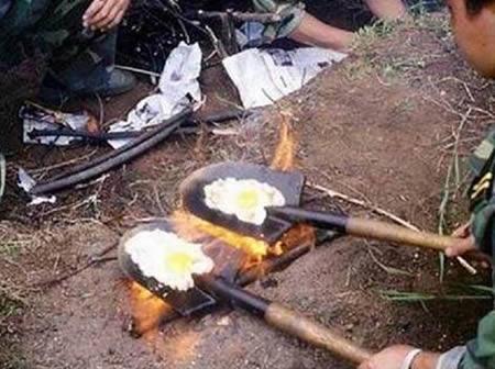 cosas china imagenes fotografias huevos fritos