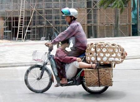 cosas china imagenes fotografias moto