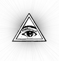 dios ojo triangulo